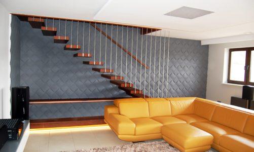 Czy schody drewniane są lepsze od betonowych