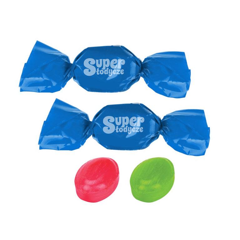 Cukierki reklamowe są świetną formą promocji naszej działalności