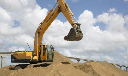 Nowoczesne maszyny do prowadzenia robót budowlanych