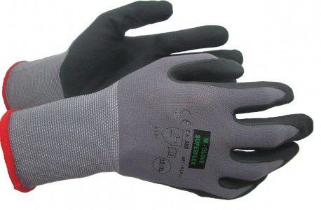 Rękawice ochronne Tegera jako narzędzie przy wykonywaniu różnych zawodów.