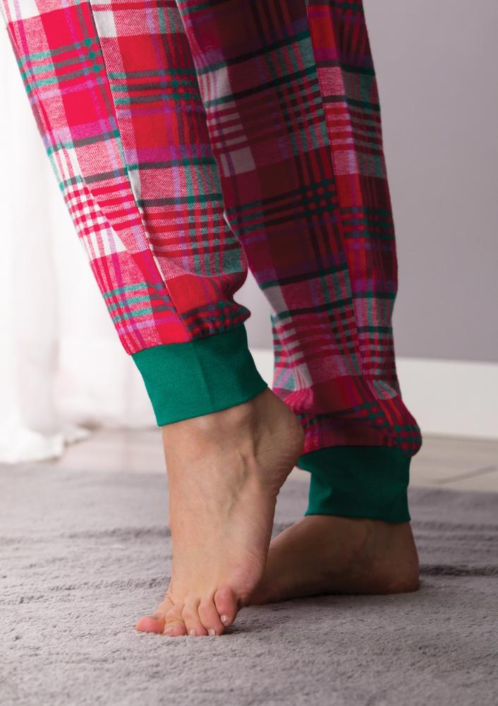 Stylowa piżama damska o znakomitych walorach